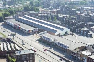 Bâtiments Industriels Liège